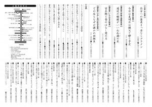 2013瓦版中面ー第2回五七五大賞句集